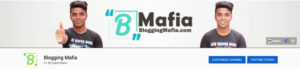 Blogging Mafia